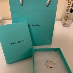 Tiffany Atlas Ring (Narrow)